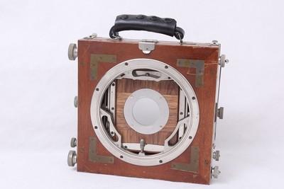日本 TACHIBANA 立花 6寸外拍机 木制大画幅相机