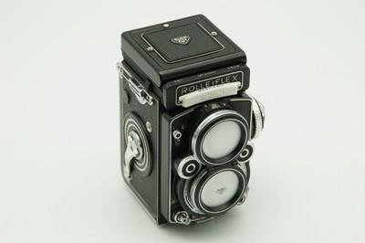 Rolleiflex 禄来双反 2.8F 蔡司Planar 80/2.8 美品