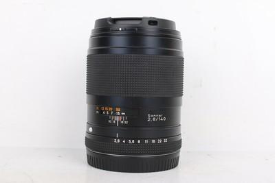 95新二手康泰时 140/2.8 定焦镜头 645用 回收 779992京