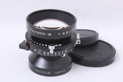 富士 CM FUJINON W 210/5.6 大画幅相机镜头
