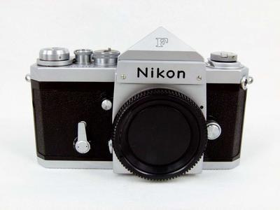 尼康Nikon F 尖顶