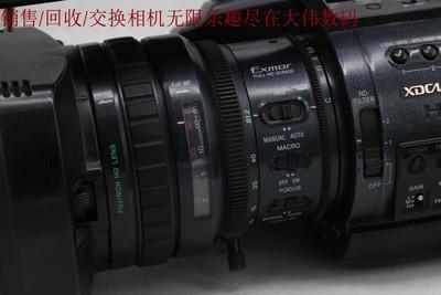 新到 9成新 Sony/索尼 PMW-EX1R 高清摄像 可交换 编号0641