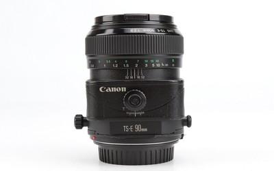 93新二手 Canon佳能 90/2.8 TS-E 移轴镜头 回收 29408京