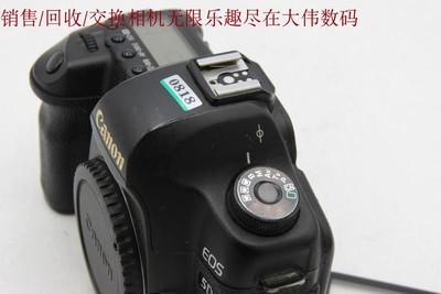 新到 9成新 佳能 5D Mark II 5D2 单机 全画幅 可交换 编号0818