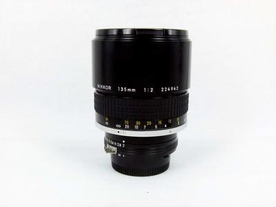 华瑞摄影器材-尼康AIS 135/2