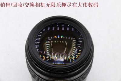 新到 95成新 佳能85 1.8 人像镜头 可交换 编号0783