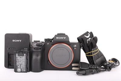 97新二手Sony索尼 ILCE-7RM3 a7r3全画幅微单 081924京