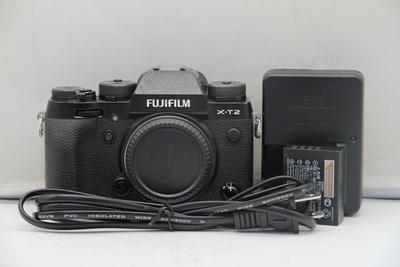 92新二手Fujifilm富士 X-T2 单机 XT2微单相机回收 N54114京