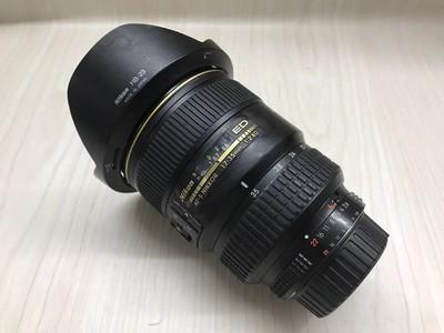 《天津天好》相机行 93新 尼康17-35/2.8D 镜头