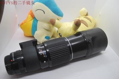 宾得 PENTAX SMC M 400MM F5.6 宾得pk口