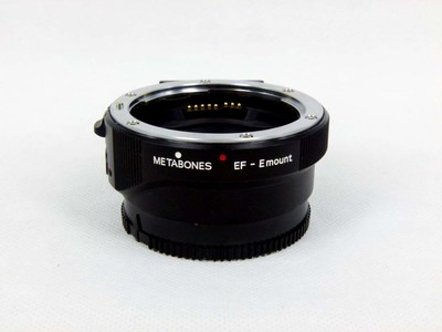 Metabones EF-E转接环