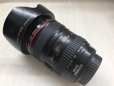 《天津天好》相机行 95新 佳能24-105/4L IS USM 镜头