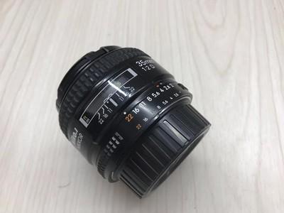 《天津天好》相机行 95新 尼康35/2D 镜头