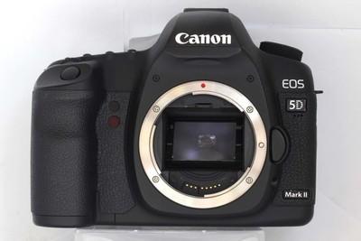 低价转佳能 5D Mark II单反相机 广州情迷相机★摄影器材店购入