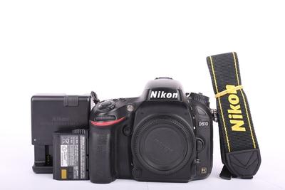 94新二手Nikon尼康 D610 单机 快门21116次 回收 003996京