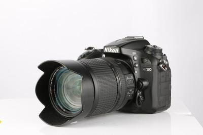 尼康 D7200(包含18-140VR镜头)