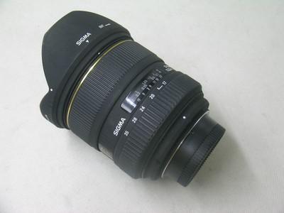出售 90新 适马 17-35mm f/2.8-4 尼康口 请看图片