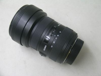 出售 94新 适马 12-24mm f/4.5-5.6 EX DG HSM II 尼康口