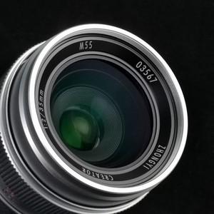 中一光学 35mm f2.0