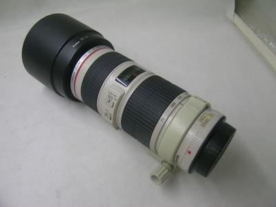 出售 99新 佳能 EF 70-200mm f/4L IS USM 请看图片