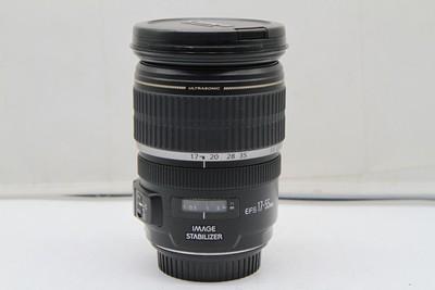 95新二手Canon佳能 17-55/2.8 IS USM 变焦镜头回收 602006深