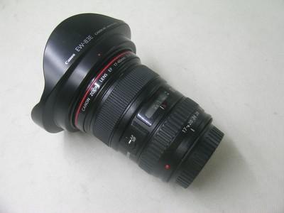 出售 93新 佳能 EF 17-40mm f/4L USM 请看图片