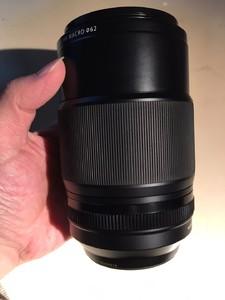 上海可面交/国行99新富士 80mm f2.8 微距镜头