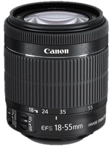 【全新】佳能 EF-S 18-55mm f/3.5-5.6 IS STM