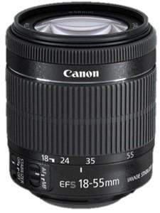 【全新】佳能 EF-S 18-55mm f/3.5-5.6 IS STM