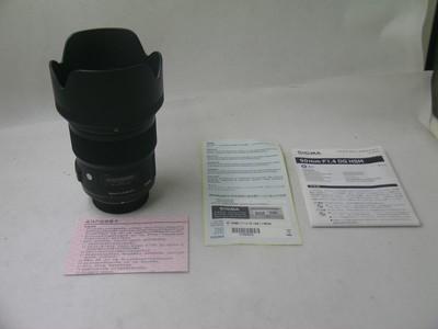 出售 99新 适马(SIGMA)ART 50mm F1.4 DG HSM 请看图片