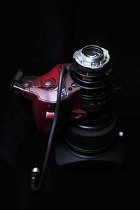 佳能专业摄像机镜头8.5-170mm/F1.8