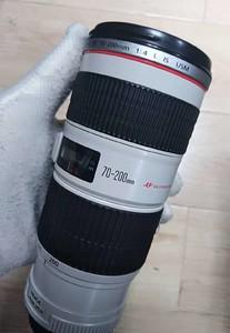 佳能 EF 70-200mm f/4L IS USM(小小白IS)小小白防抖