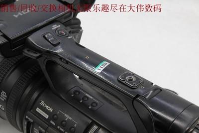 新到 9成新 Sony/索尼 HVR-Z5C 高清摄像机 可交换 编号0611