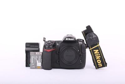 93新二手Nikon尼康 D300S 单机 快门49000次 回收 060036京