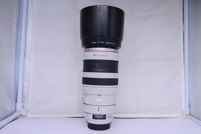 95新Canon佳能 100-400/4.5-5.6 L IS大白一代回收 654058深