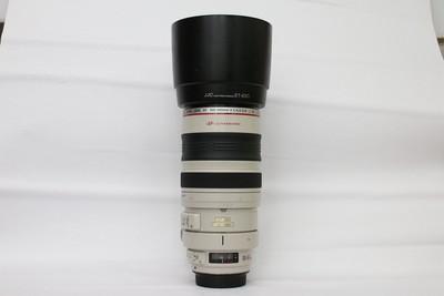 95新二手Canon佳能 100-400/4.5-5.6 L IS 大白一代 614942州