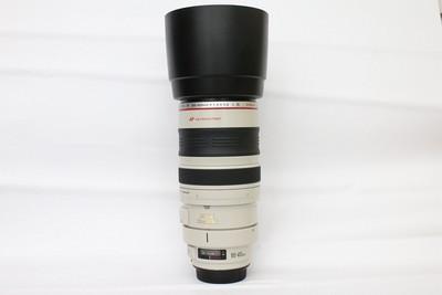 95新二手Canon佳能 100-400/4.5-5.6 L IS 大白一代 571718州
