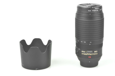 98新 尼康 AF-S VR 70-300mm f/4.5-5.6G IF-ED