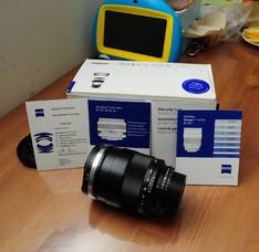 卡尔·蔡司 Distagon T* 35mm f/