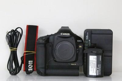 95新二手Canon佳能 1DS3 单机 大马三 高端单反 607613成