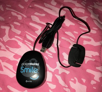 爱色丽ColorMunki Smile彩猴显示器笔记本屏幕校色仪