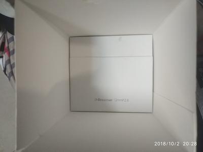 老蛙Laowa 12mm F2.8 D-Dreamer广角镜头尼康口