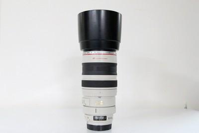 93新二手Canon佳能 100-400/4.5-5.6 L IS 大白一代 606786成