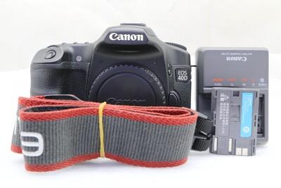 95新二手 Canon佳能 40D 单机 入门单反相机回收 553818深