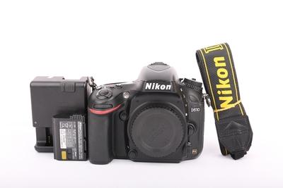 94新二手Nikon尼康 D610 单机 快门35000次回收 005339州