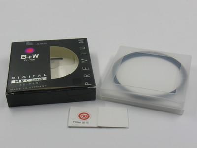 成色极好 原装正品 B+W 82mm MRC NANO XS-PRO UV 多膜超薄纳米UV