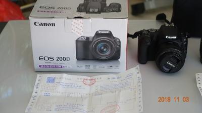 国行在保  佳能200D+佳能50mm f/1.8 STM