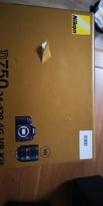 全新未拆封尼康 D750 24-120 F4套机
