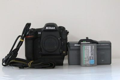 95新二手Nikon尼康 D5 单机身 快门18000次CF版回收 501731成