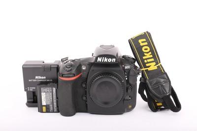 93新二手Nikon尼康 D810 单机 快门28690次回收 022714京